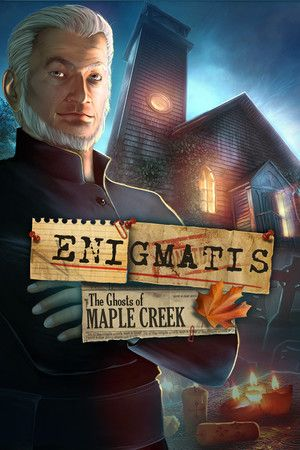 Enigmatis: The Ghosts of Maple Creek PS4 PKG