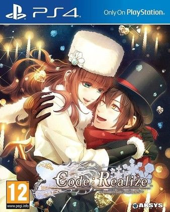 Code: Realize ~Wintertide Miracles~ PS4 PKG