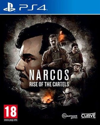Narcos: Rise of the Cartels PS4 PKG