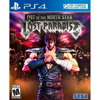Fist of the North Star: Lost Paradise PS4 PKG