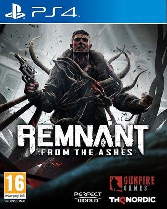 Remnant From The Ashes PS4 PKG