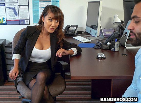 Bangbros tiffany finally gets fucked in her office