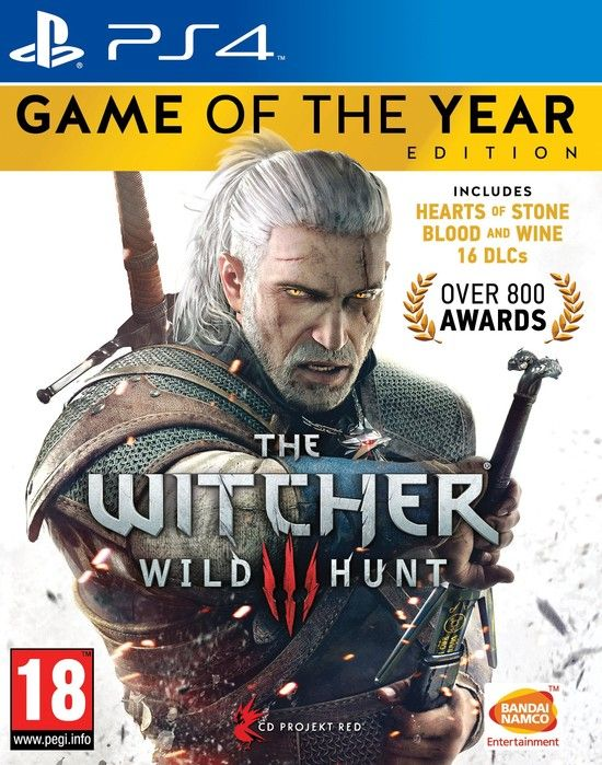 The Witcher 3 Wild Hunt Game of the Year Edition MULTi READ NFO PS4
