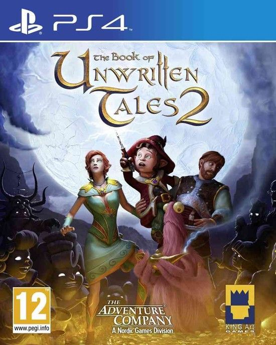 The Book of Unwritten Tales 2 iNTERNAL PS4-PRELUDE Torrent