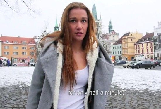 Czech Public Pickups Dominika