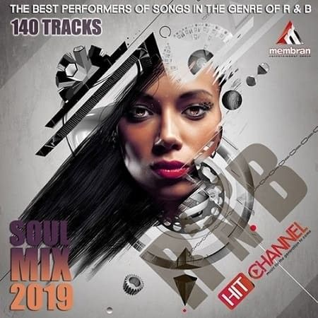 VA - RnB Soul Mix: Hit Channel (2019) MP3 [320 kbps] Torrent